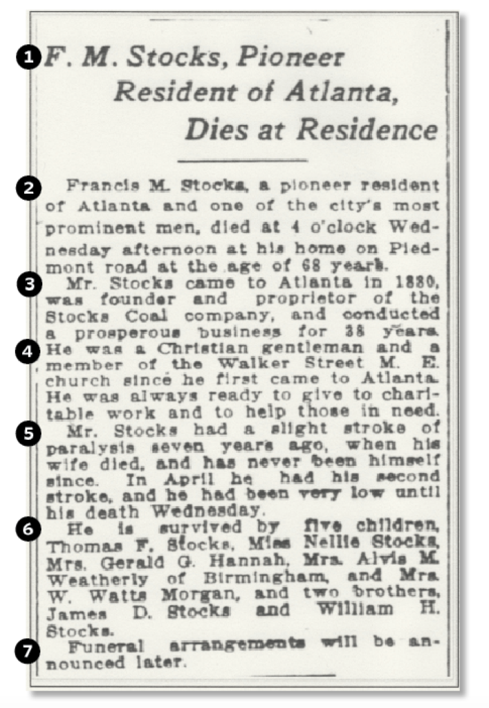 Learn how to decipher obituaries with the Document Detective!
