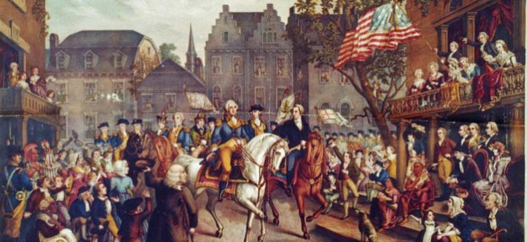 Use a variety of genealogy records to step by step trace your Revolutionary War ancestry.