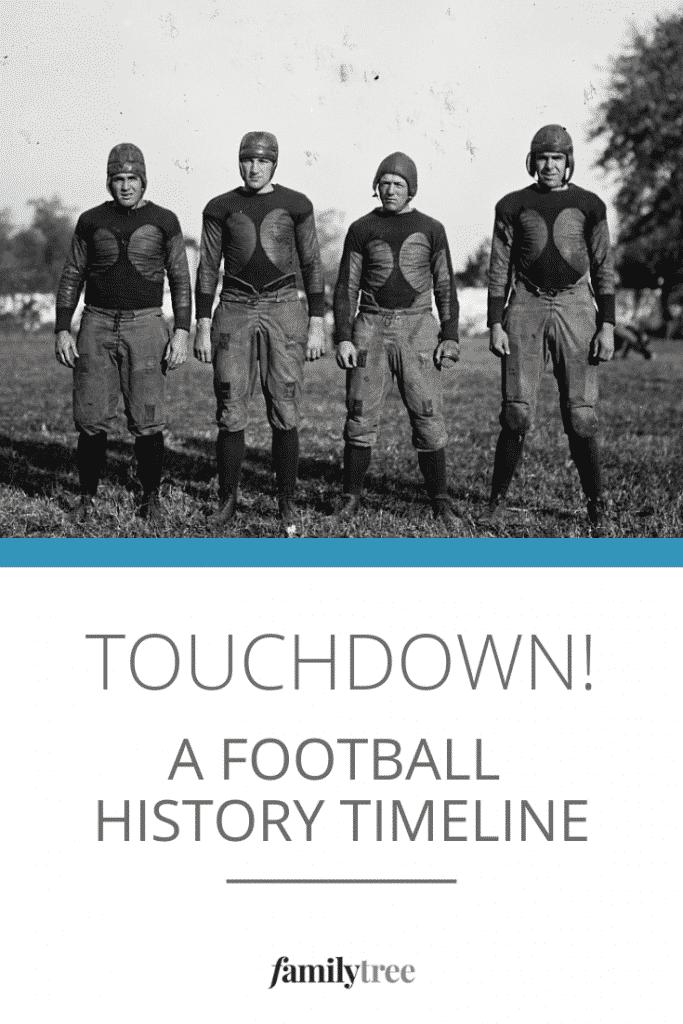 A Timeline of NFL Teams