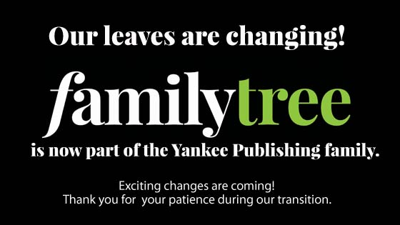 Family Tree Magazine - The Leading Family History How-To Resource