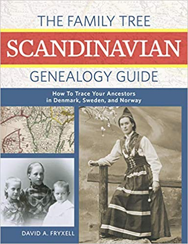 Cover of The Family Tree Scandinavian Genealogy Guide.