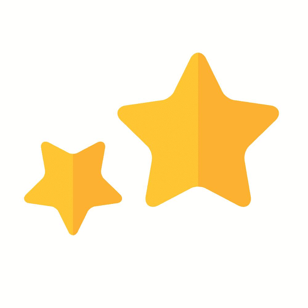 Stars icon.