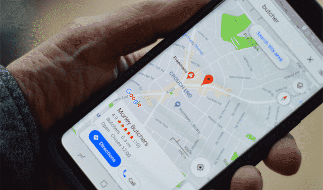 How To Time Travel Using Google Maps