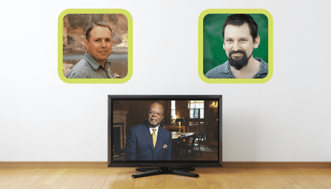 Finding Your Roots team