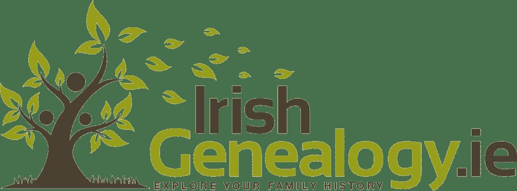 IrishGenealogy.ie logo