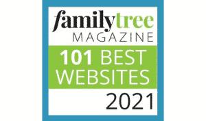 101 Best Genealogy Websites of 2021 from Family Tree Magazine