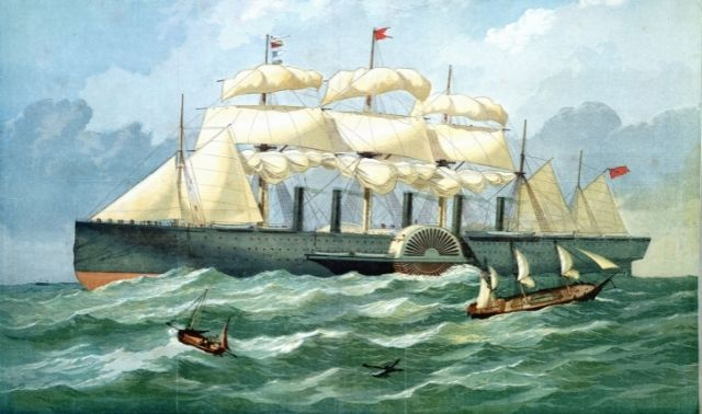 Steamship Great Eastern