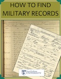 Military Records Free eBook