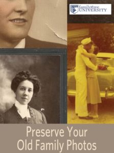 Preserve and Fix Old Photos