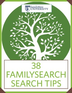 FamilySearch RCLP