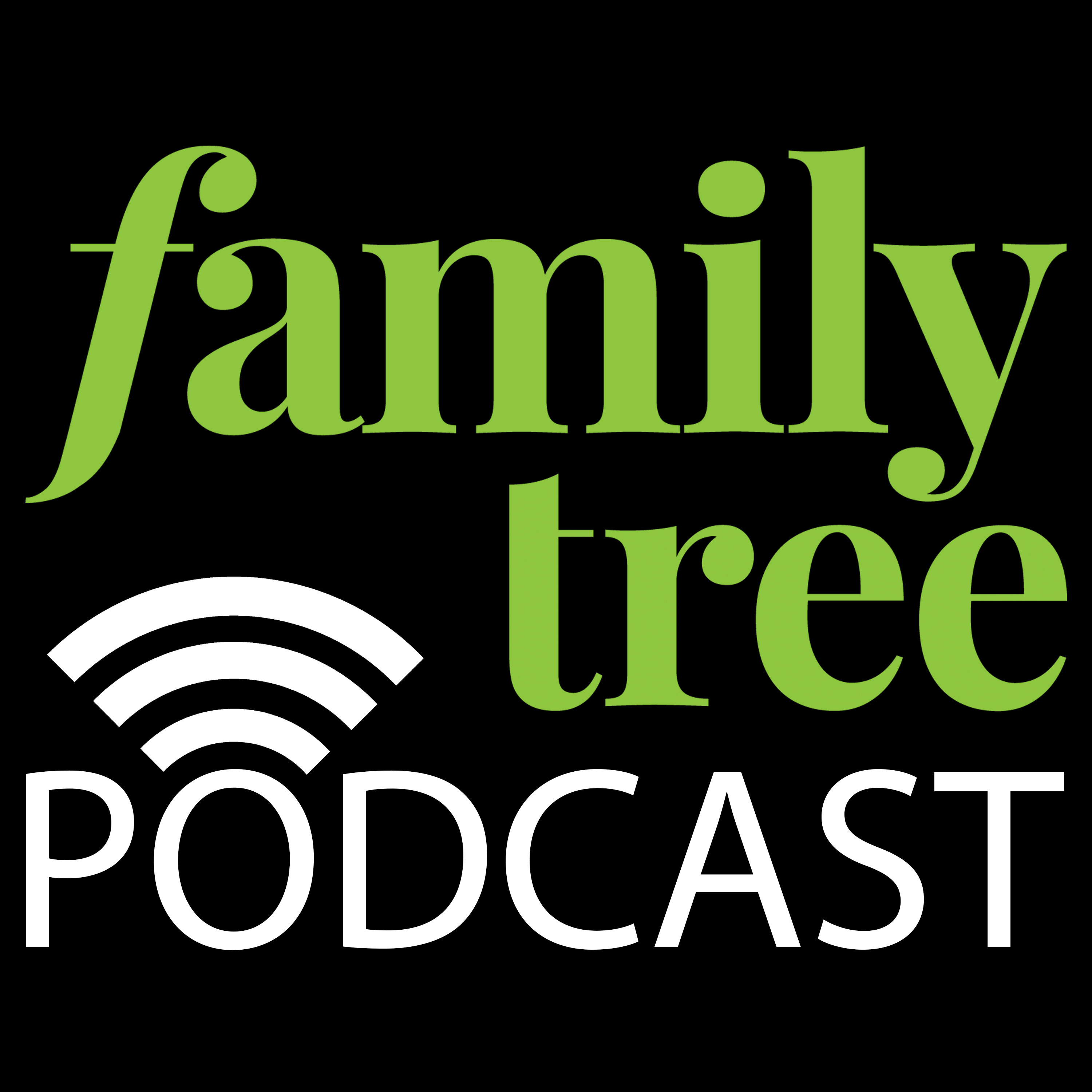 Family Tree Magazine Podcast
