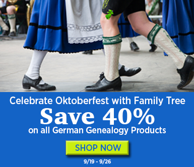 German Genealogy Resources